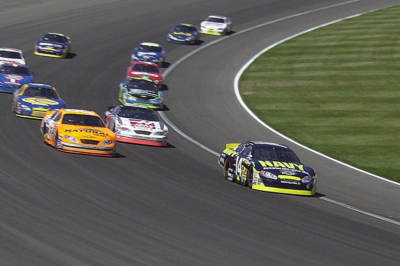 Navy NASCAR
